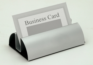 Matte Business Card Holder