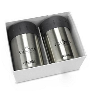 Thermos Beverage Can Insulator Gift Set Image 2