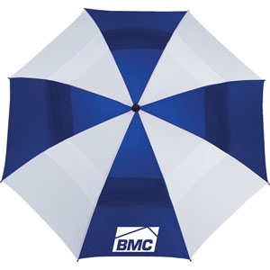 Exclusive 62 Cutter & Buck Vented Golf Custom Umbrella Image 2