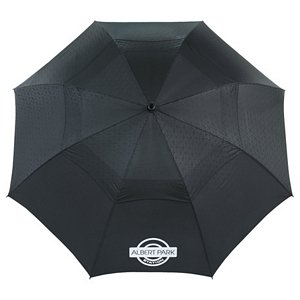 Oversized 64 Cutter Buck Vented Golf Umbrella Image 2
