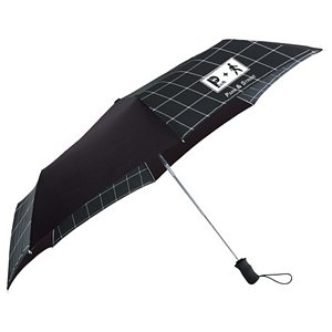 44 3 Section Auto Open Umbrella - Printed Corporate Gift Image 2