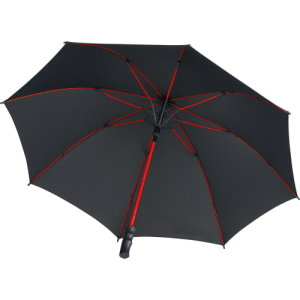 Color Rib Umbrellas - Auto Open