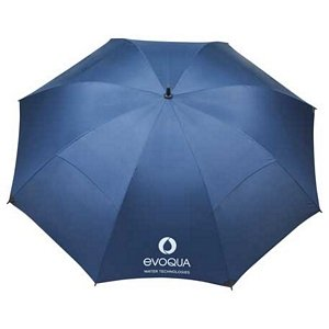 Slazenger Reflective 68 Vented Golf Event Umbrella Image 2