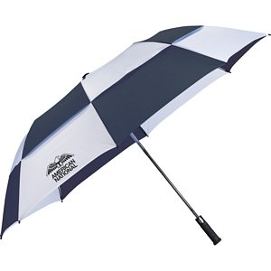 58 2 Section Auto Open, Golf Promotional Umbrella Image 2