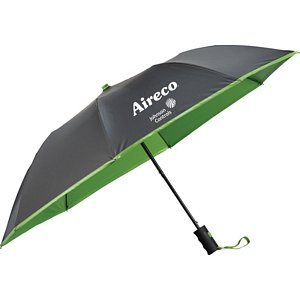 Color Splash Umbrella -42 Auto Open Folding -Carrying sleeve Image 2