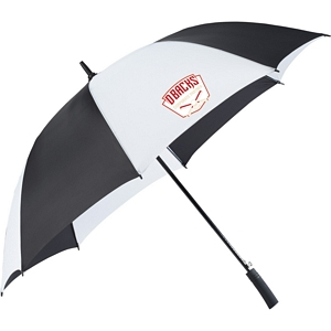 SunGuard Auto Open Golf Umbrella - 60 Totes
