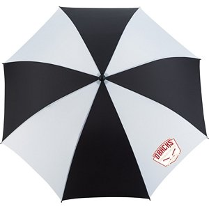 SunGuard Auto Open Golf Umbrella - 60 Totes Image 2