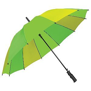 Tricolor Fashion Custom Umbrellas Image 2