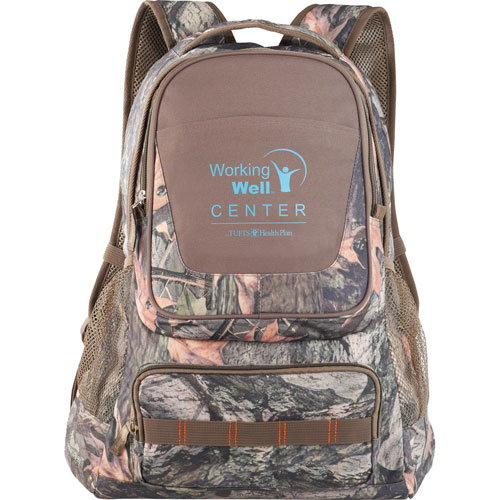 Camouflage Compu-Backpack