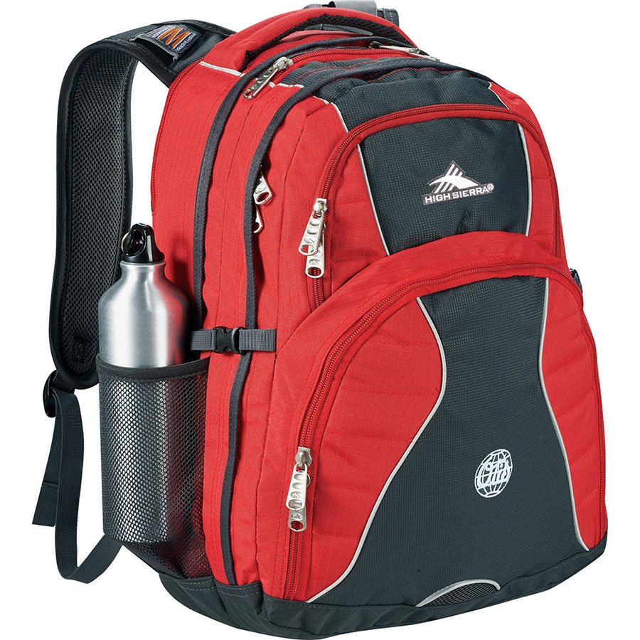 High Sierra Computer Backpack