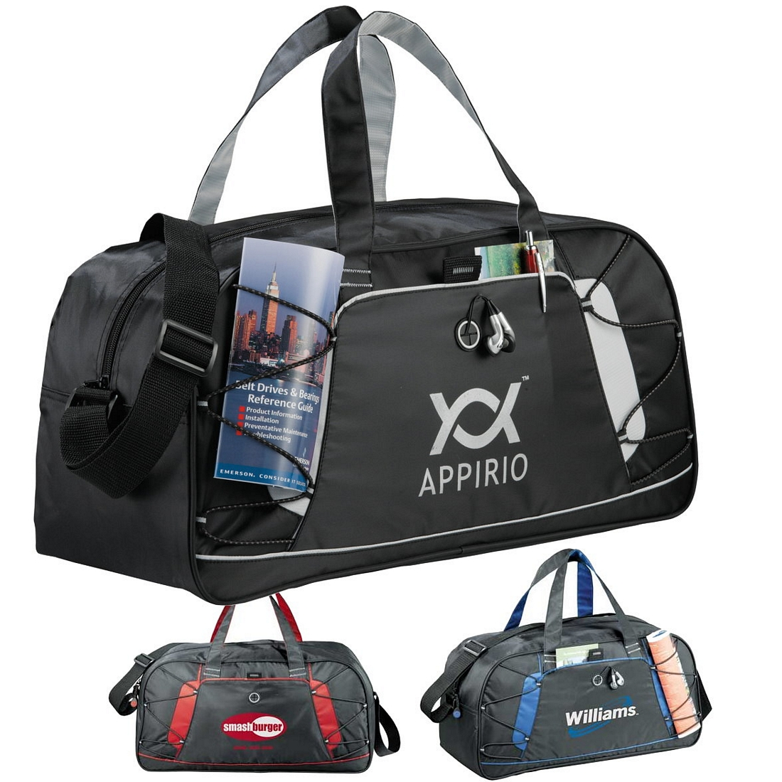 Media Pocket Sport Duffel