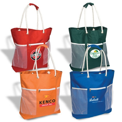 Corporate Gifts - Bright Color Tote Bags
