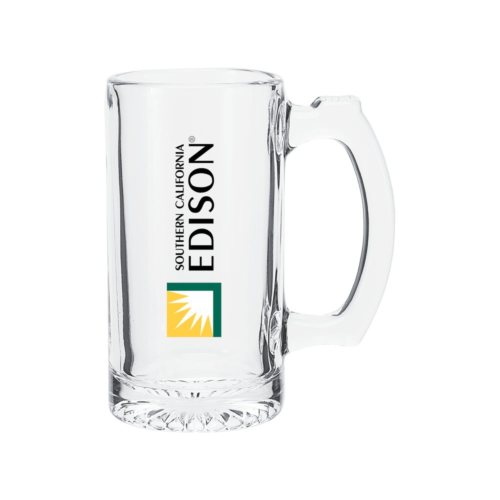 12.5 oz Glass Mug
