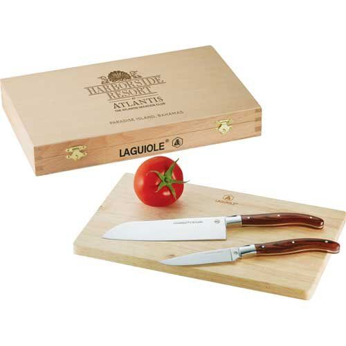 Laguiole Cutting Board Set