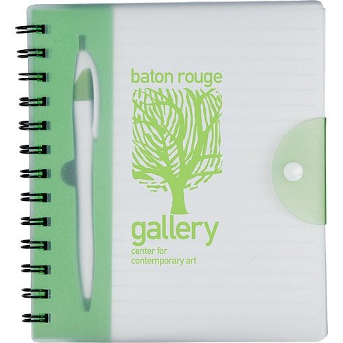 Notebook Pen Set 6 X 7