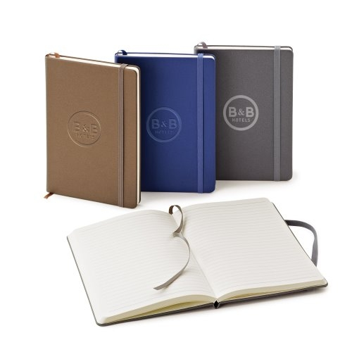 Branded Hard Cover Journals