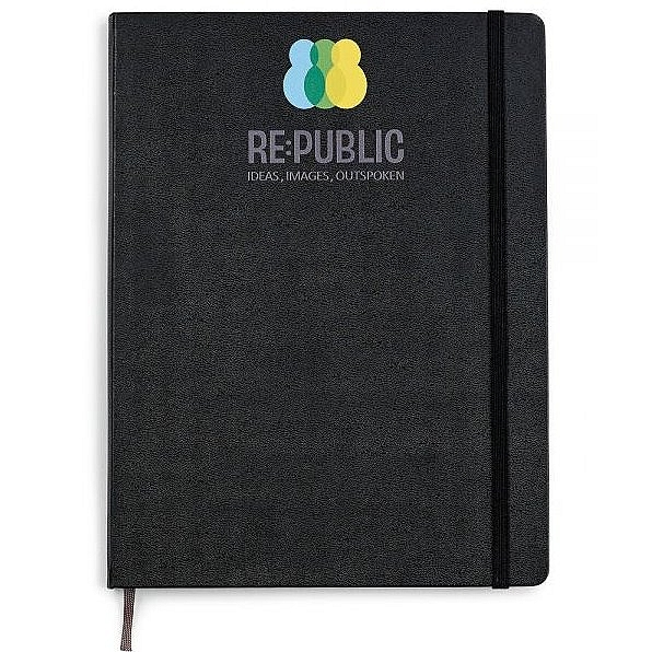 Moleskine Hard Cover Dotted X-Large Notebook