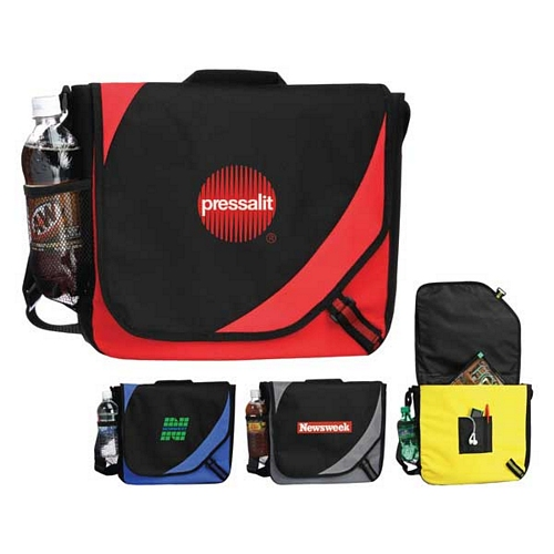 Accessory Messenger Bag - Promotional Briefcase