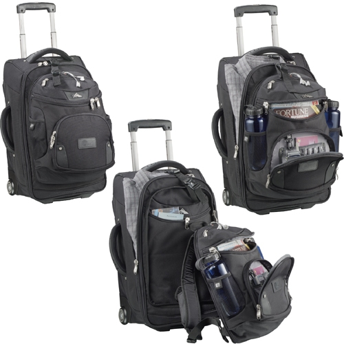 High Sierra Wheeled Carry-On w/ DayPack