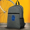 Downtown Heather Flush Backpack