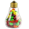 Light Bulb With Candies