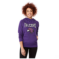 Womens Branded Fleece Hoodies