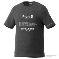 Plan D - CORVID T-Shirt