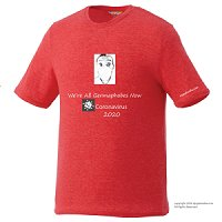 Were All Germaphobess - Coronavirus T-Shirts