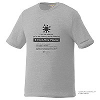 Practice Social Distancing - Read This T-Shirts
