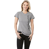 Womens Soft Cotton Short Sleeve Tee