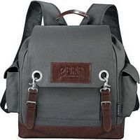 Vintage Rugged Backpack