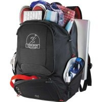 High Function Backpack with Crush-Proof Compartments