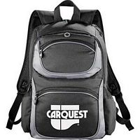 Airport Checkpoint-Friendly Compu-Backpack - Customizable