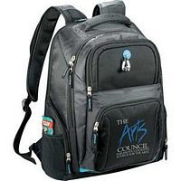 X-Ray Flat Compu-Backpack - Checkpoint-Friendly
