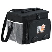 30-Can Speaker Cooler