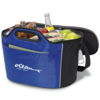 Roomy Party Cooler with Metal Bottle Openers