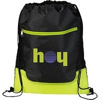 Sporty Drawstring Cinch Backpacks