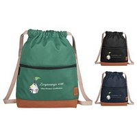 Elegant Deluxe Backpack Cinch Bags