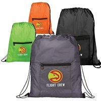 Packable Travel and Sport Cinch Bags