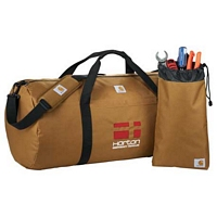 Carhartt Signature 28 Packable Duffel with Pouch