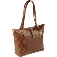 Cutter &amp; Buck<sup>&reg;</sup> Bainbridge Quilted Leather Tote