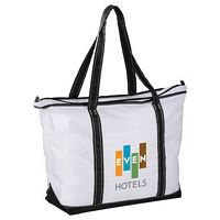 Everyday Nylon Zippered Tote