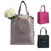 Quilted Promotional Tote Bags