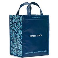 Laminated Eco Shopping Tote Bag
