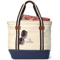 Custom Nautical Heavy Canvas Tote Bags