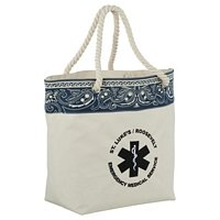 Bandana Cotton Tote - Americana Promotional Custom Bag