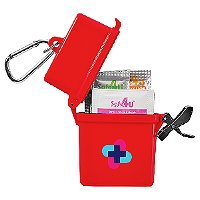 8 Piece Waterproof First Aid Kits