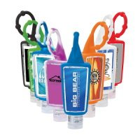 1 oz. Hand Sanitizer w/ Holder