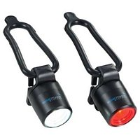 Reflective Fitness LED Headlamp Set
