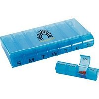 28-Compartment Pill Organizer